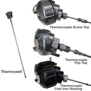 Industrial Thermocouple Thermowell