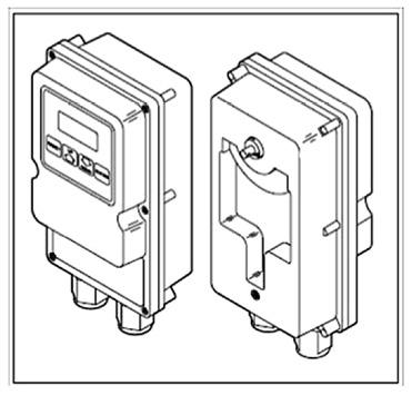 Fireye Actuator AC Series line drawing